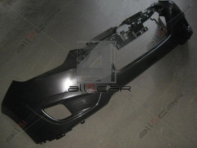 передний бампер на hyundai ix35